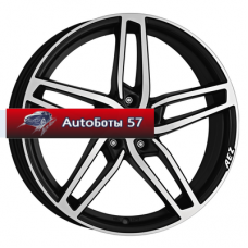 Диски AEZ Genua dark 7,5x17/5x112 ЕТ40 D57,1