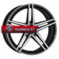 Диски AEZ Portofino dark 7x17/5x112 ЕТ48 D66,6