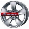 Диски Alutec E Polar Silver 7x16/5x120 ЕТ20 D76,1