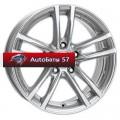 Диски Alutec X10 Polar Silver 7,5x17/5x120 ЕТ43 D72,6