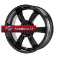 Диски American Racing AR320 Black 9,5x22/6x139,7 ЕТ18 D78,1