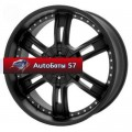 Диски American Racing AR339 Black 9,5x22/5x150 ЕТ38 D110