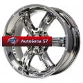 Диски American Racing AR520 White/PVD 8,5x20/6x139,7 ЕТ30 D78,1