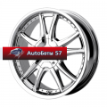 Диски American Racing AR607 Chrome 7x16/5x100*5x114,3 ЕТ40 D72,62