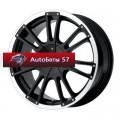 Диски American Racing AR881 Black/Machined 7x16/5x100*5x114,3 ЕТ42 D72,62