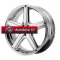 Диски American Racing AR883 Chrome 7,5x17/5x112 ЕТ40 D72,62