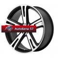 Диски American Racing AR885 Black/Machined 10x20/5x112 ЕТ38 D72,62