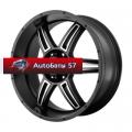 Диски American Racing AR890 Black/Machined 8x17/5x139,7 ЕТ0 D108