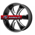 Диски American Racing AR894 Black/Machined 8,5x20/5x114,3*5x127 ЕТ35 D72,62