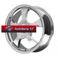 Диски American Racing AR895 White/PVD 7,5x17/5x100*5x105 ЕТ45 D72,62