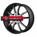 Диски American Racing AR897 Black/Machined 8,5x20/5x114,3*5x120 ЕТ38 D74,1