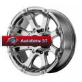 Диски American Racing AX188 Chrome 8,5x20/5x127 ЕТ35 D78,1