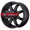 Диски American Racing AX192 Black 8,5x18/5x150 ЕТ30 D110