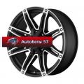 Диски American Racing AX193 Black/Machined 9x20/5x115 ЕТ18 D72,62
