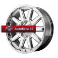Диски American Racing AX805 White/PVD 9x18/5x114,3*5x127 ЕТ18 D72,62