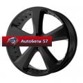 Диски American Racing VN870 Black 8x18/6x139,7 ЕТ15 D106,25