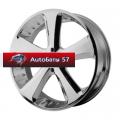 Диски American Racing VN870 Chrome 8x18/6x139,7 ЕТ30 D100,5