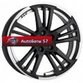 Диски ATS Prazision Racing Black Double lip polished 10x19/5x130 ЕТ65 D71,6