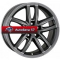 Диски ATS Radial Racing Grey 7,5x17/5x100 ЕТ35 D63,3