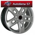 Диски FR replica VW21 Silver 6,5x16/5x120 ЕТ51 D65,1