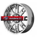 Диски Helo HE835 Chrome 9,5x22/6x139,7 ЕТ18 D106