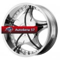 Диски Helo HE846 Chrome 8,5x20/6x115 ЕТ40 D72
