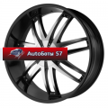 Диски Helo HE868 Black/Machined 8,5x20/6x115*6x120 ЕТ38 D72,62