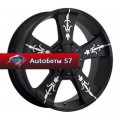 Диски KMC KM668 Black/Machined 9x20/5x112*5x120 ЕТ30 D74