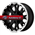 Диски Moto Metal MO956 Black/Machined 8,5x20/5x150 ЕТ50 D110