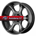 Диски Moto Metal MO965 Black/Machined 9x20/5x139,7 ЕТ18 D108