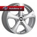 Диски MSW 19 Full Silver 6,5x15/4x100 ЕТ38 D63,3