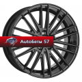 Диски Oxigin 19 Oxspoke Black 8,5x19/5x114,3 ЕТ35 D72,6