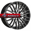 Диски Oxigin 19 Oxspoke Black Full Polish 8,5x19/5x108 ЕТ45 D72,6
