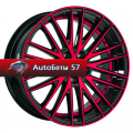 Диски Oxigin 19 Oxspoke Red Polish 8,5x19/5x114,3 ЕТ42 D72,6