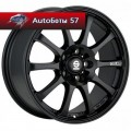 Диски Sparco Drift Matt Black 6,5x15/4x108 ЕТ25 D73,1