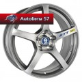 Диски Sparco RTT524 Matt Silver Tech Diamond Cut 7x16/4x100 ЕТ37 D63,3