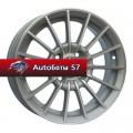 Диски Tech Line 406 Silver 5,5x14/4x100 ЕТ35 D67,1