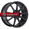 Диски TSW Interlagos Matt Black 7,5x17/5x114,3 ЕТ45 D76