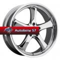 Диски Victor Turismo Chrome 10x20/5x130 ЕТ50 D71