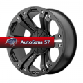 Диски XD Series XD778 Black 9,5x22/5x150*5x139,7 ЕТ18 D110