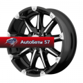 Диски XD Series XD779 Black/Machined 9x18/6x139,7 ЕТ18 D106,25