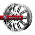 Диски XD Series XD795 Chrome 9x20/5x139,7 ЕТ18 D108