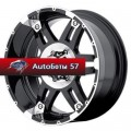 Диски XD Series XD797 Black/Machined 8,5x18/6x139,7 ЕТ18 D106,25