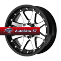 Диски XD Series XD798 Black/Machined 9x20/5x139,7 ЕТ18 D108