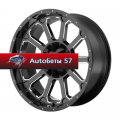 Диски XD Series XD806 Black/Machined 9x20/5x114,3*5x127 ЕТ30 D72,56