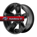 Диски XD Series XD811 Black 9x18/5x127*5x135 ЕТ0 D87