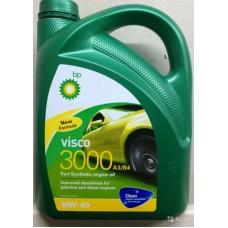 BP Масло моторное Visco 3000 10w40 A3/B4 (4л) ПолуСинтетика SL/CF