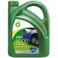 BP Масло моторное Visco 5000 5w40 (4л) Синтетика SL/CF
