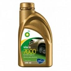 BP Масло моторное Visco 7000 0w40 (1л) Синтетика SM/CF