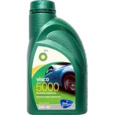 BP Visco 5000 5w40 синтетическое 1 литр